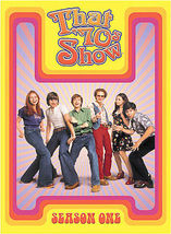 That 70s Show - Season 1 (DVD, 2004, 4-Disc Set) - €11,29 EUR