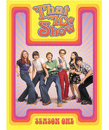 That 70s Show - Season 1 (DVD, 2004, 4-Disc Set) - $12.95