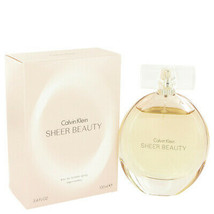 Sheer Beauty by Calvin Klein Eau De Toilette Spray for Women - $27.49+