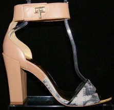 heel beige 5 sandal 'Aaleyah' 9 clip Ted 5 and leather EU 40 London hook Baker tqA6Zz