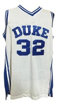 Christian Laettner #32 College Basketball Jersey Sewn White Any Size image 4