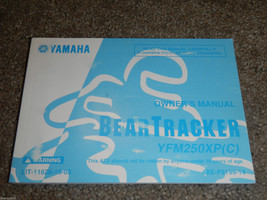 2002 02 Yamaha YFM250X Yfm 250 Beartracker Realtree Owner Owners Owner's Manual - $37.22