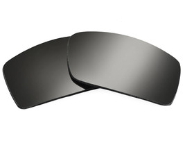 Replacement Lenses for-Oakley Gascan Sunglasses Anti-Scratch Dark Black ... - $12.82