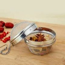 Arshen Tea Infusers Chained Lid Stainless Steel Mesh Ball Filter Strainer Tools image 8