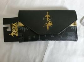 The Legend of Zelda Themed Hand Purse Snap Close Clutch Wallet - $18.76