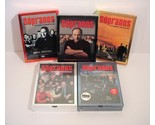 THE SOPRANOS Complete First through Fifth Seasons 1-5 DVD Lot All are Brand New!