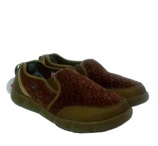 RYKA Women's Thriller Slip-On Sneaker Brown 11W - $33.66