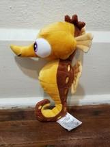 "Disney Store Finding Nemo 7"" Sheldon the Seahorse Plush - $9.74"