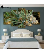 E canvas art hd print plantes poster weeds picture paintings for living room wall free thumbtall