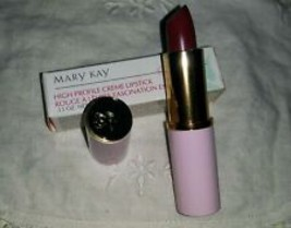 Mary Kay High Profile Creme Lipstick SUEDE 4845 - $22.00