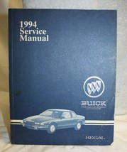 1994 Buick Regal Shop Manual Set Factory Original Repair Service Book 94... - $29.69