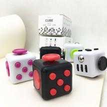 Mini Fidget Cube Toy Squeeze Fun Stress Reliever - $7.90