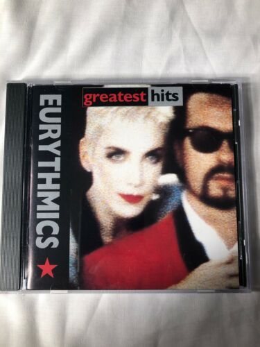 Primary image for Eurythmics : Greatest Hits Pop 1 Disc CD