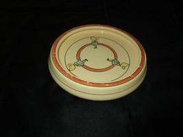 Vtg. ROSEVILLE CREAMWARE Pottery SUNBONNET GIRL Youth or Baby DISH--7 1/... - $24.75