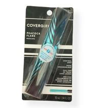 Covergirl Mascara Peacock Flare 790 Intense Black Control Grip - $8.86