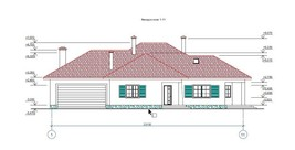 Special, exclusive project of a 1-story building. - $197.99