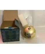 Thomas Kinkade Painter of Light Christmas Ball Ornament Brushworks Colle... - $8.79