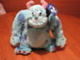 Raro Disney Sulley da Paris Disney Terra Esclusivo Monsters Inc Animale - $16.03