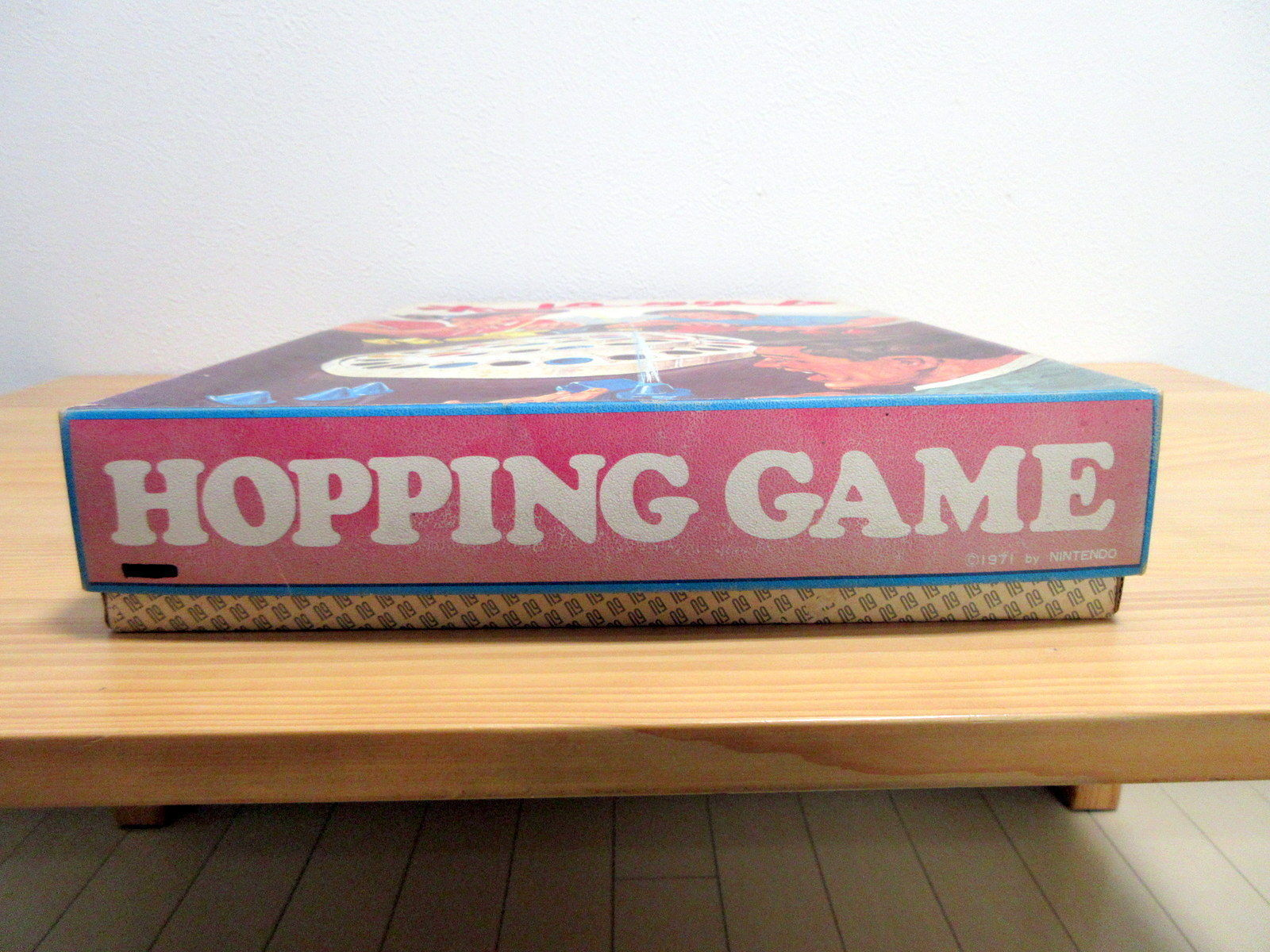 "Nintendo Toy ""Hopping Game"" 1971 NEW rare complete set vintage retro Japan F/S"
