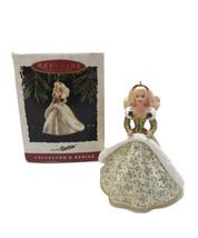 Holiday Barbie #2 Hallmark Keepsake Collectors Series Christmas Ornament... - $8.91
