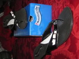 New Skechers Sz 8 Black White Kitten Heels Pump Shoes Women's - £21.74 GBP