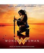 Wonder Woman OST Gatefold sleeve [180 gm 2LP vinyl] - $15.59