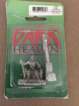 Reaper Miniatures King Angus Stormhand #02082 Dark Heaven Unpainted Metal - $12.38