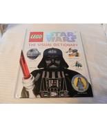 Lego Star Wars The Visual Dictionary by Jason Fry, Dorling Kindersley Ha... - $22.28