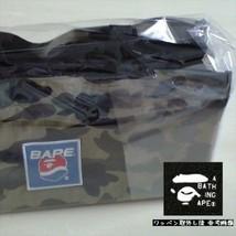 A BATHING APE Bape PEPSI Tote bag Khaki Camo Rare - $692.99