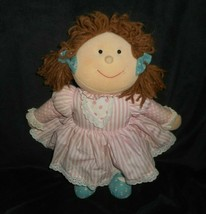 "16"" Commonwealth Mary Had A Little Lamb Doll Stuffed Animal Plush Toy Lovey - $31.09"