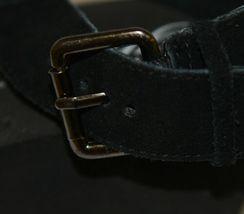 Grazie Footwear Ziva Black Jeweled Buckle On Sandal Size 8 And Half image 6