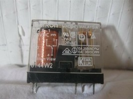Omron G2R-1 Plug In Relay - $1.77
