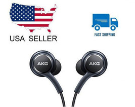New OEM Original Samsung Galaxy Note 8 AKG Ear Buds Headphones Headset E... - ₹775.00 INR