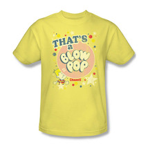 Thats Blow Pop T-shirt retro 1980s yellow distressed cotton graphic tee TR119 image 1