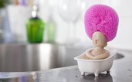 Dish Scrubber Holder Display Premium Original Design Gifts Home Lifestyl... - $17.30