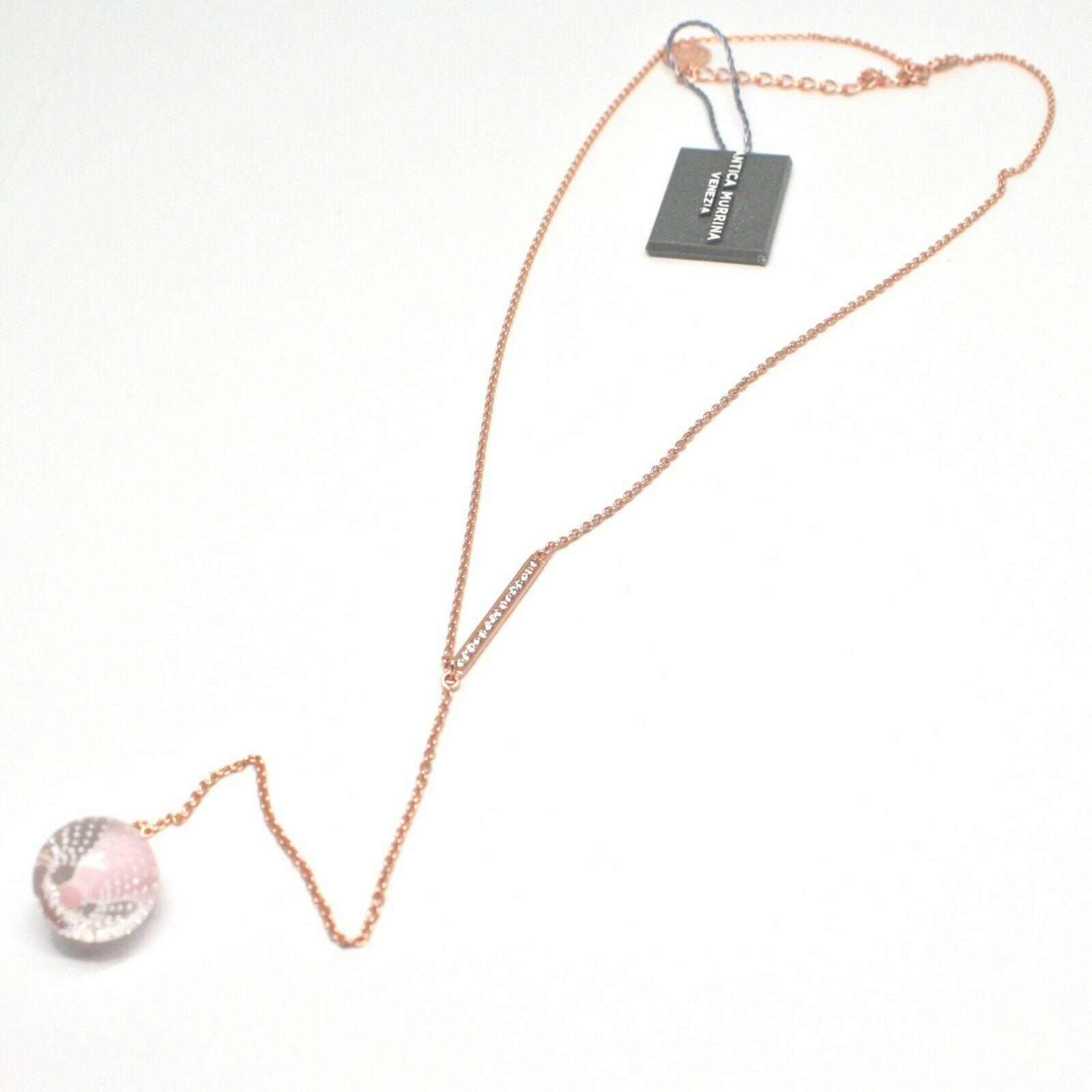 Collar Antica Murrina Venezia de Plata 925 con Cristal de Murano AMVJWCP009C03 image 4