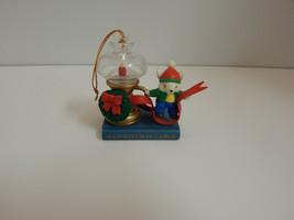 Vintage Westmar A Christmas Carol Mouse Lamp Christmas Tree Ornament - $14.80