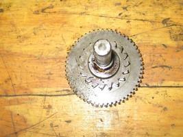 YAMAHA 1996 BIG BEAR 350 4X4 STARTER GEAR  (BIN 58)  P-5961L  PART 18,64... - $15.00