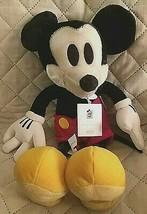 "Authentic Original Mickey Mouse Disney Treasure Bean bag plush doll 16"" - $30.69"