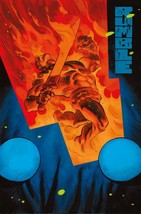 Rumble #4 (Variant Cover Vargas & Stewart) Image Comics First Print NM - $3.95