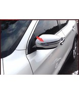 ABS 3D Stickers For Nissan Qashqai Rearview Mirror Auto years 2014-2015-... - $49.95