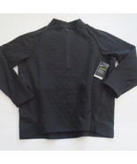 Nike Men Therma Sphere Half Zip Jacket - 860517 - Black 010 - Size XL - NWT - $79.99