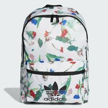Adidas Originals Floral Classic School Backpack  EI4762 - $79.17