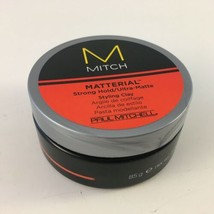 Paul Mitchell Mitch Matterial Strong Hold/Ultra Matte Styling Clay 3oz/85g - $14.64
