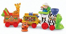 Fisher-Price Little People Musical Zoo Train - $47.48
