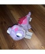 Disney Frozen II Queen Bruni The Fire Spirit Purple Plush Stuffed Animal... - $15.00