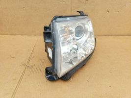 07-10 Lincoln MKX AFS Headlight Lamp Driver Left LH - POLISHED  image 4