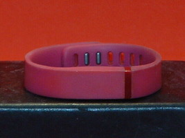 Pre Owned Fitbit Red Smart Band ( Not Tested) - $8.91
