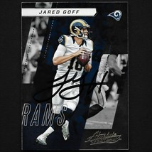 Jared Goff Autograph Signed 2017 Panini Card #3 Rams - $44.99