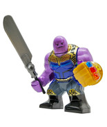 Big Size Thanos with Sword and Infinity Gauntlet Marvel Avengers Endgame... - $5.95